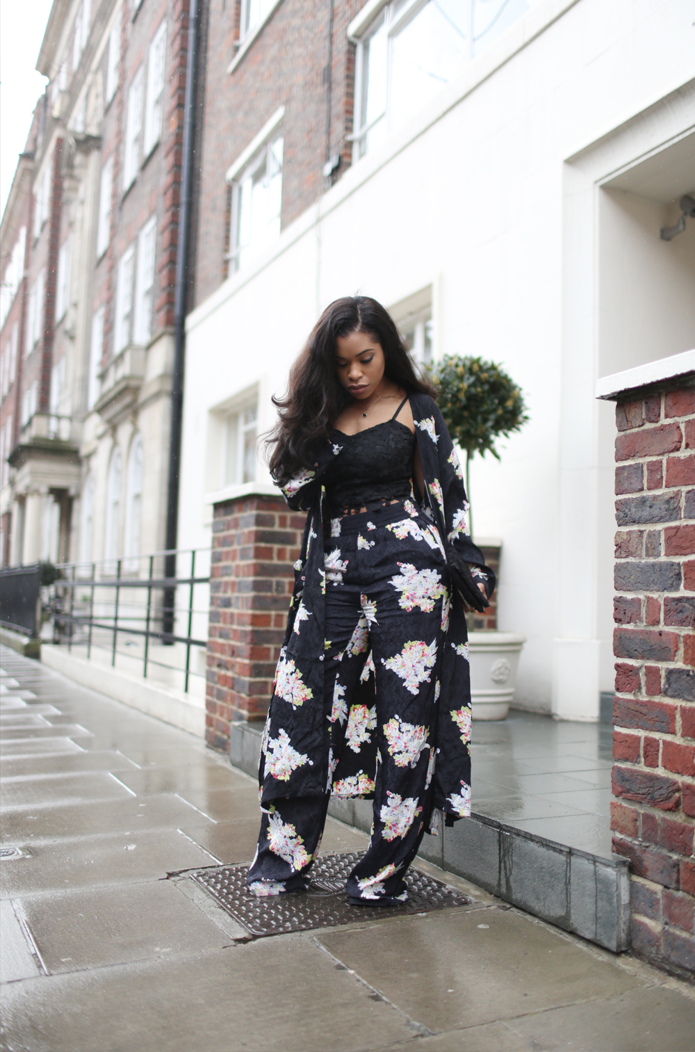 Zara Kimono Spring Summer 2016 b