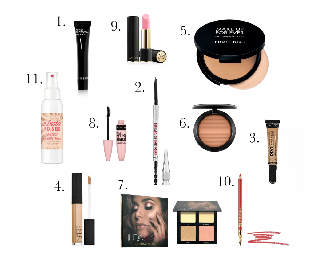MY MAKEUP HOT LIST FEATURED